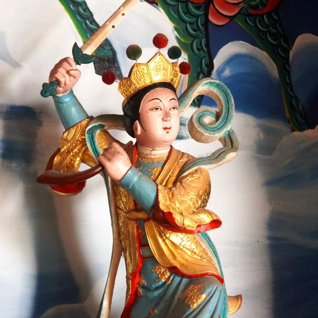 大浦白馬尊王廟