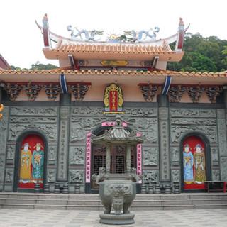 山隴境白馬尊王廟