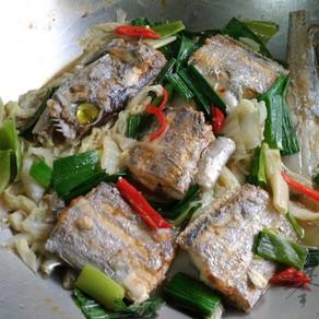 從「刀」說到「艚」,兼說馬祖漁家菜(帶魚篇)