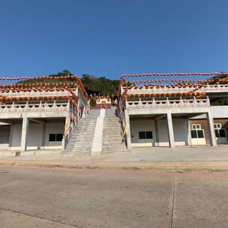 山隴境白馬尊王舊廟