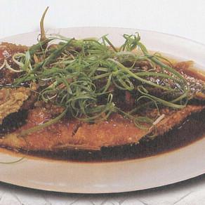 糖醋黃魚(全隻瓜)