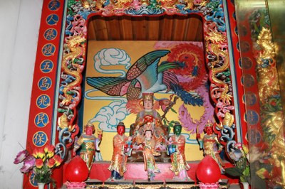 福正境白馬尊王廟