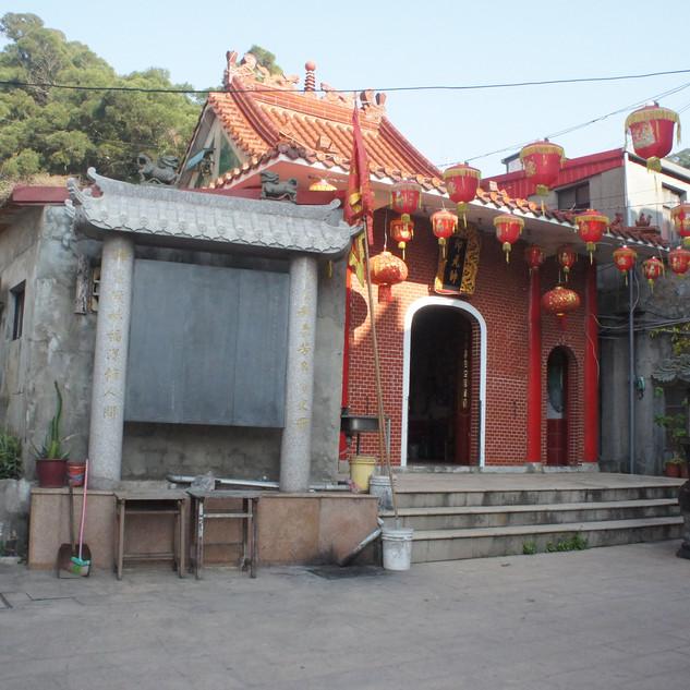 山隴境邱元帥廟