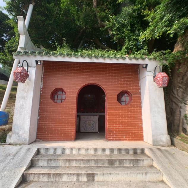 金板境三君子廟