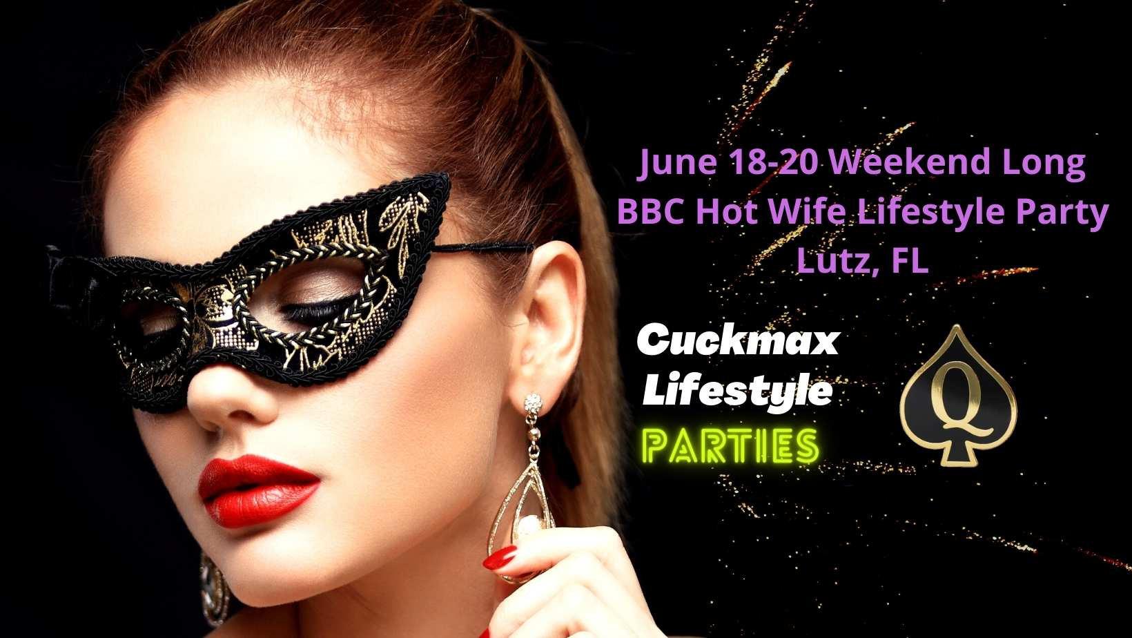 Lutz Event booking June 2021