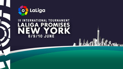 Abel Ruiz viaja a Nueva York con LaLiga Promises