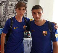 Abel Ruiz y Miranda, en la lista para la Champions League