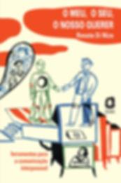 Capa do livro sobre Comunicação  Interpessoal de Renata Di Nizo