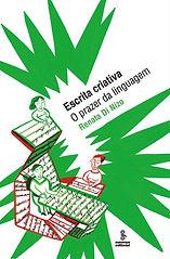 Capa do livro sobre a competência da escrita, de Renata Di Nizo