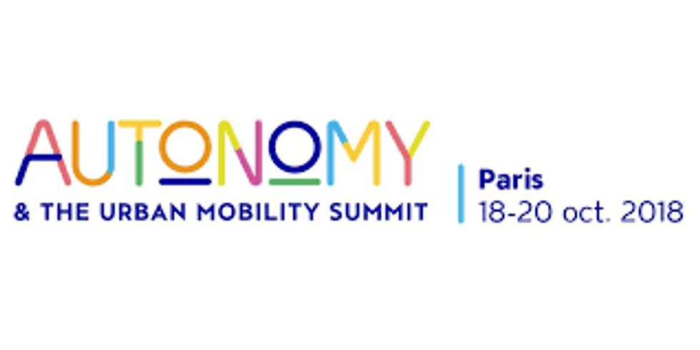 Un kiosque PICNIC au sommet Autonomy