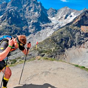 PICNIC au sommet du Mont-Blanc !
