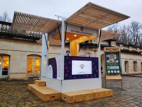 Le Kiosque - Showroom pour commerçants