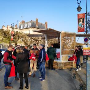 Billetterie innovante au Paris-Roubaix