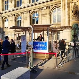 PICNIC présent lors de la 5e édition du Hacking de Paris