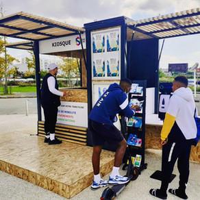 Un Kiosque PICNIC pour la RATPdev !