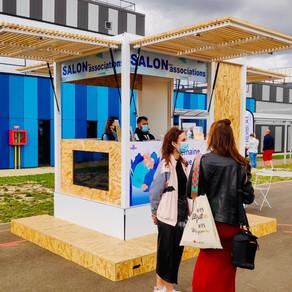 Un Kiosque PICNIC pour la ville d'Herblay !