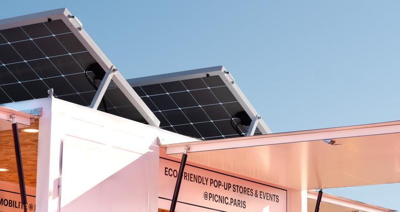 PICNIC - Panneaux Photovoltaïques