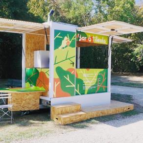 Un Kiosque PICNIC pour le chateau de la Motte-Tilly !