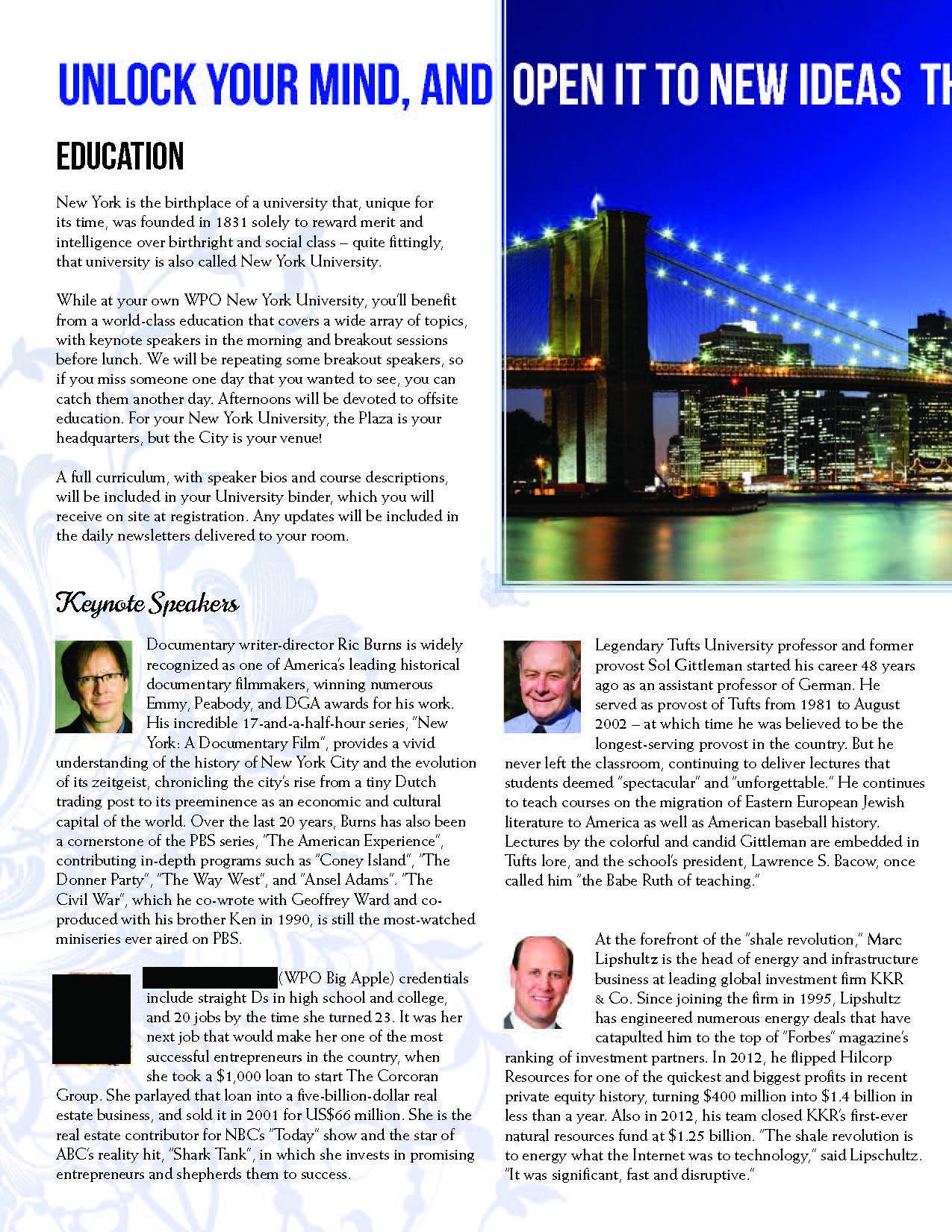 WPO New York University