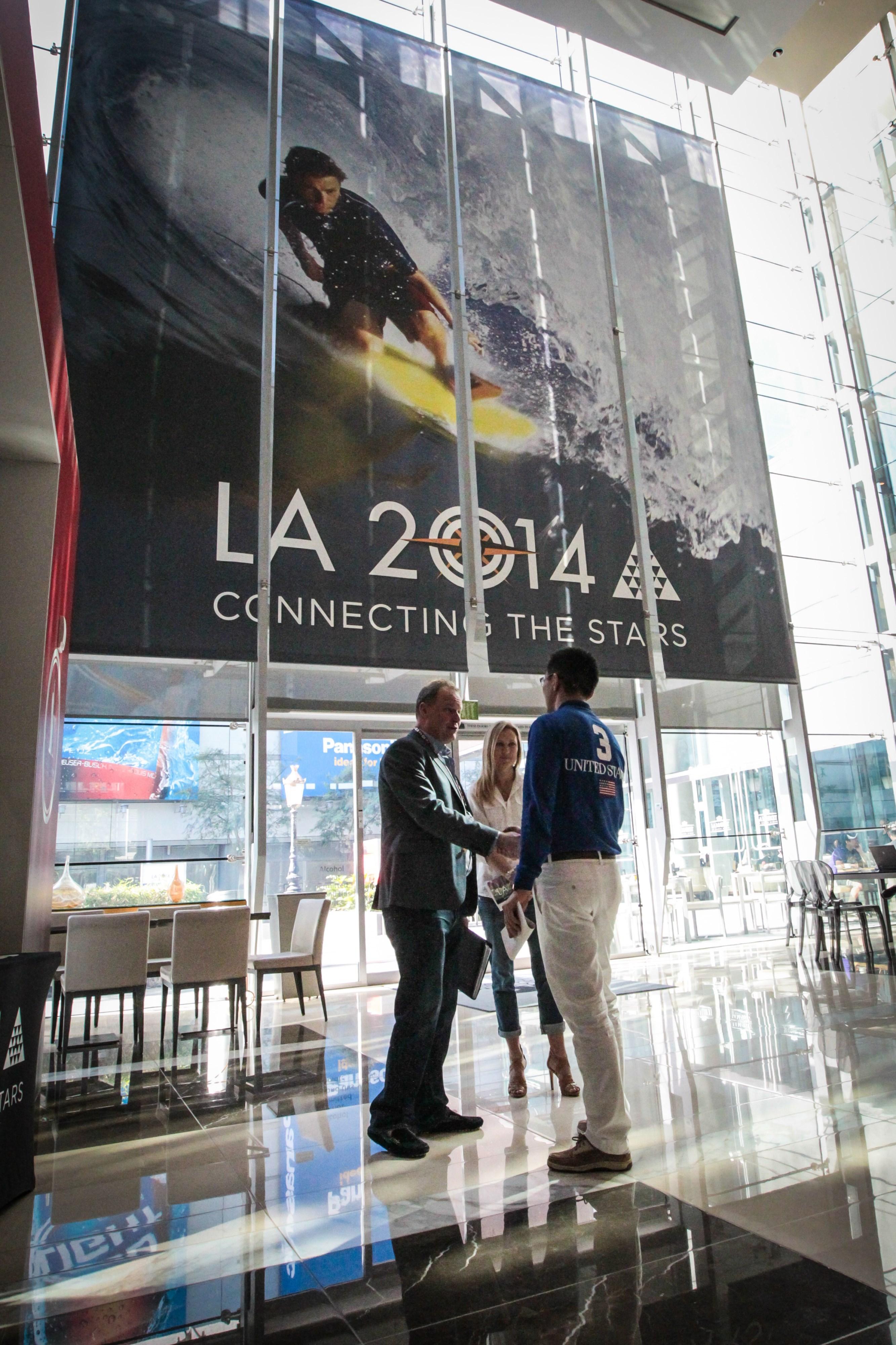 LA GLC 2014