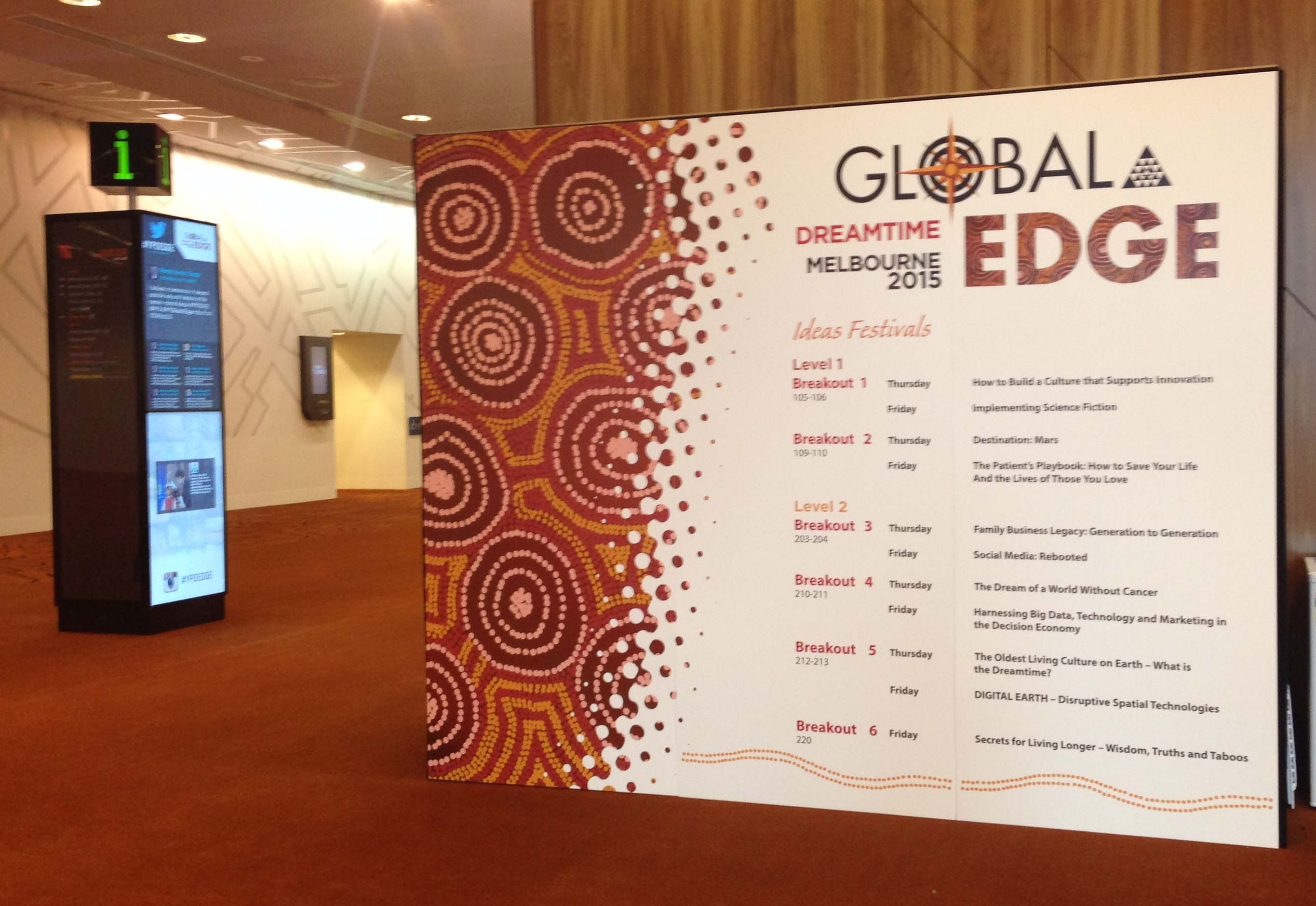 MELBOURNE 2015 GLC & GLOBAL EDGE