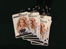 Bridget Mendler VIP Pass