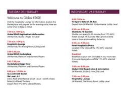 YPO-WPO Global EDGE Guide