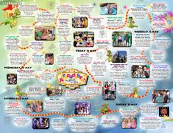 Abracadabra! 2014 Map/newsletter