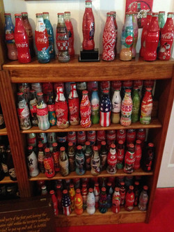 Wrapped Bottle Collectables