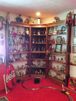 Grandma Bea's Clown Collection