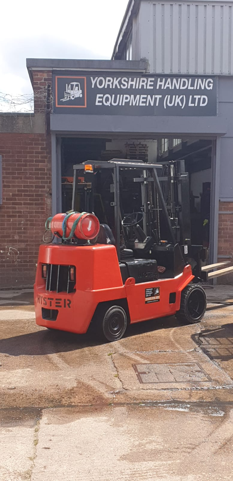 Hyster S4