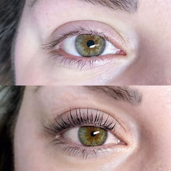 The power of a Lashlift 🙌🏼_._._