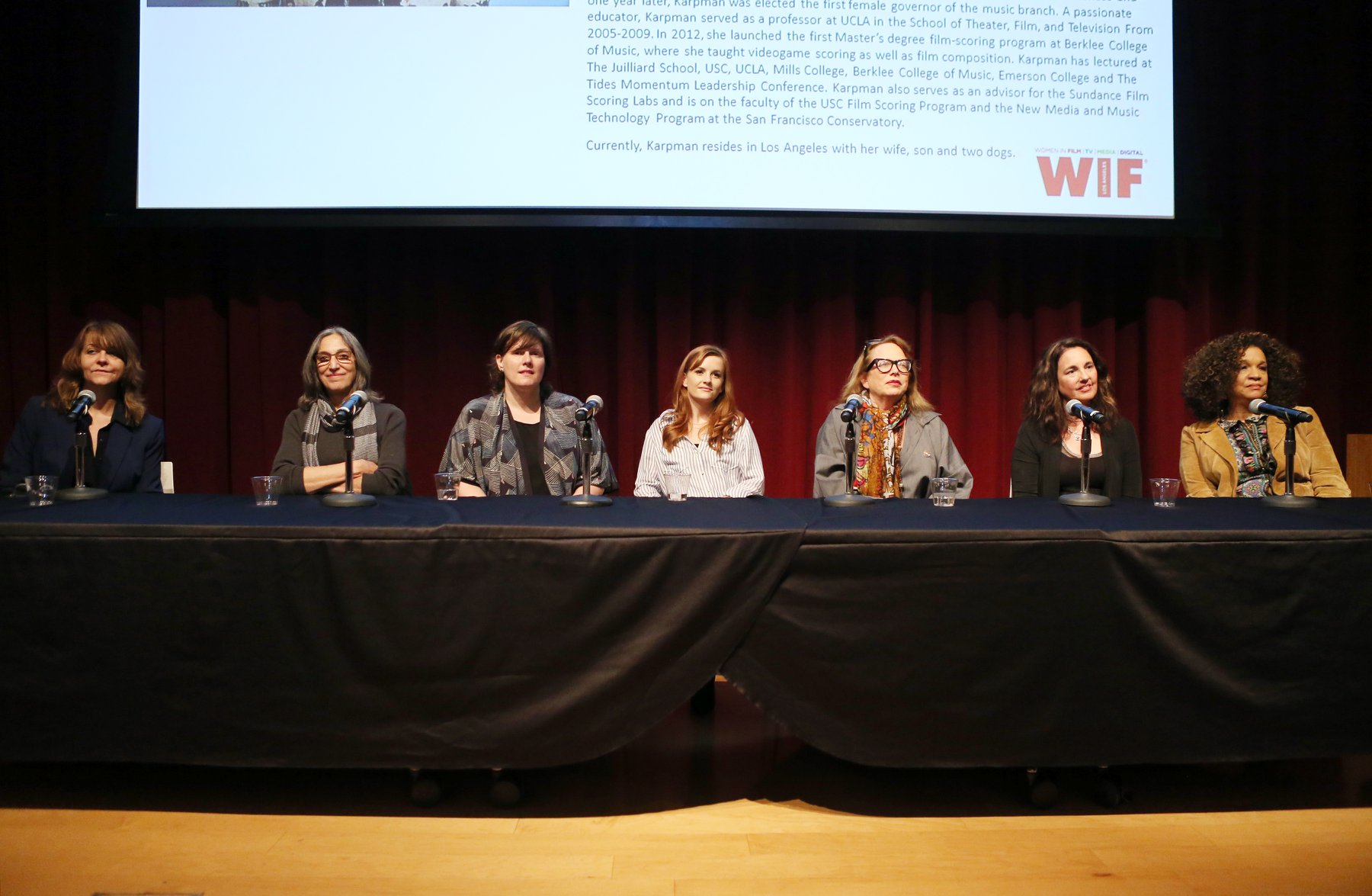 Women in Film Panel