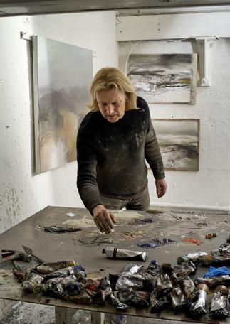 Chris Bushe, Artist