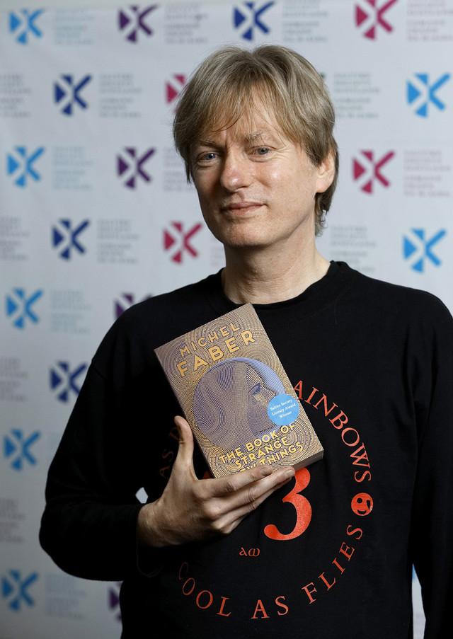 Michel Faber, Author