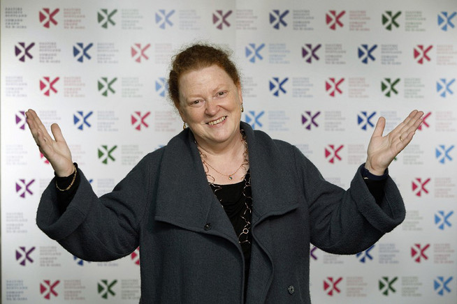 Professor Dame Sue Black, author