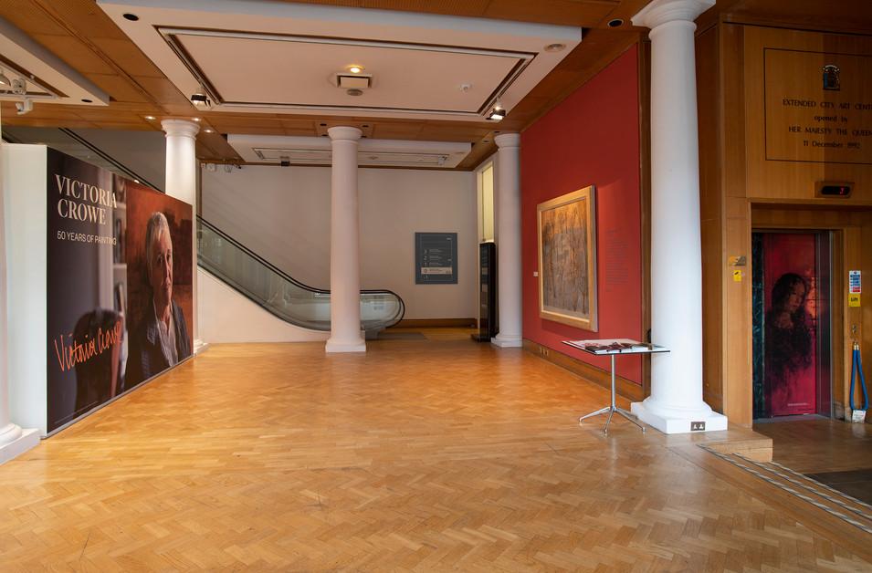 Interior City Art Centre Edinburgh