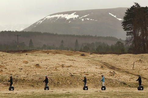 Visit Scotland Event