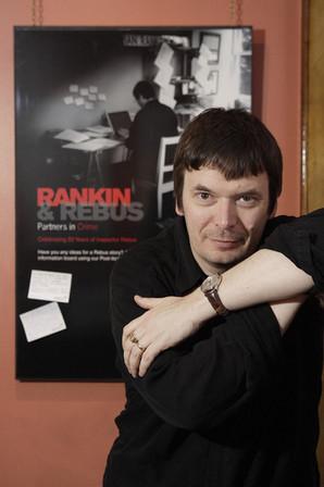 Ian Rankin, Author