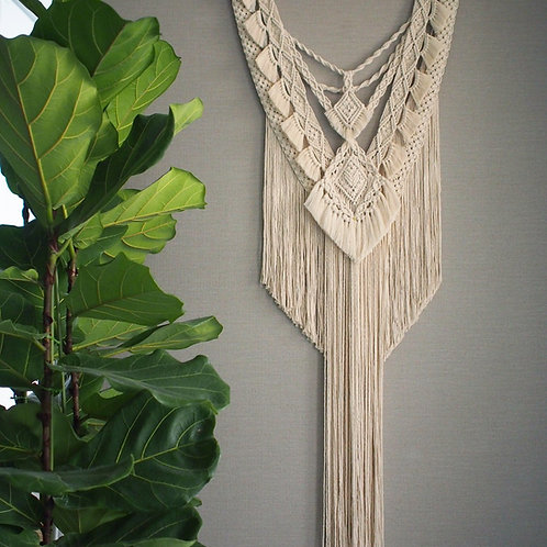 Large Tapestry -long dress-