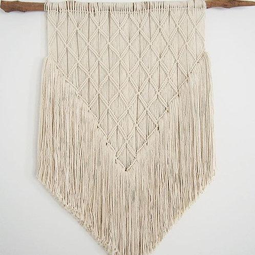 Huge pattern tapestry
