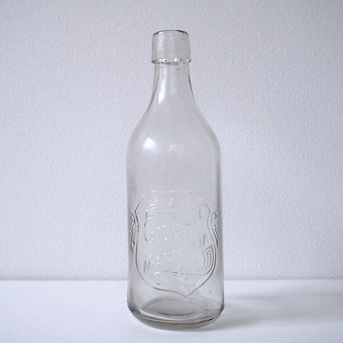 vintage bin -clear-