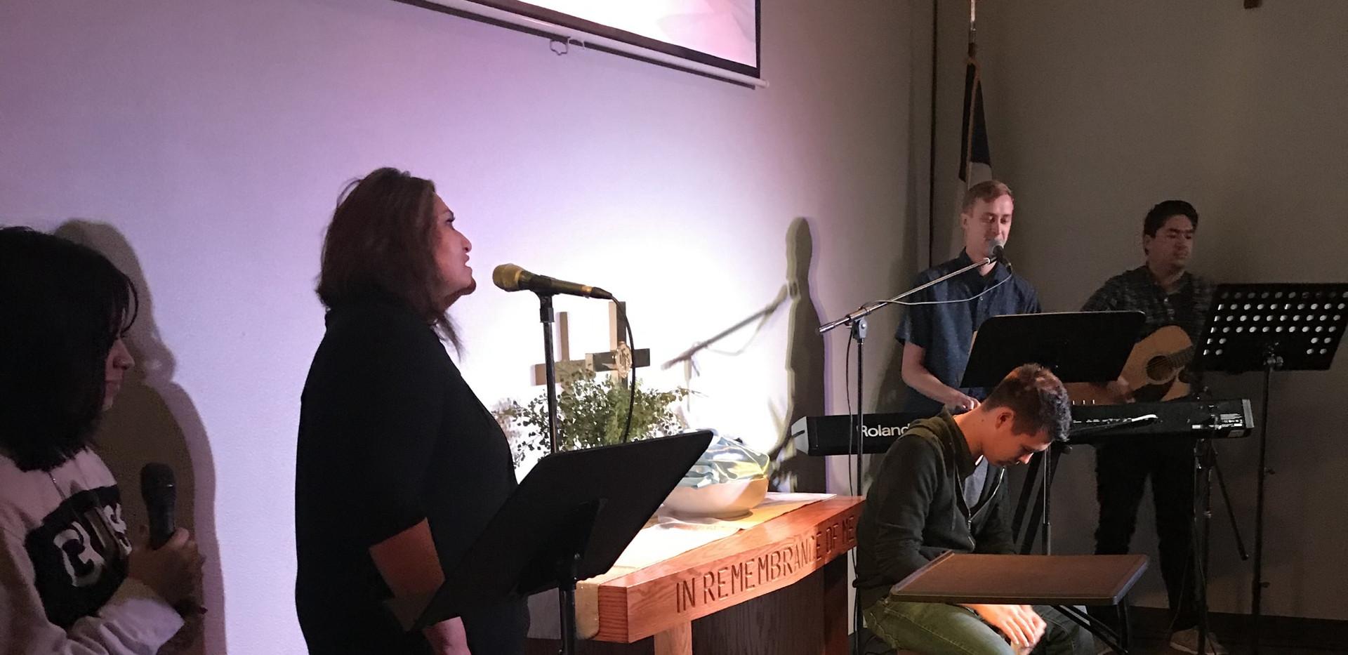 Sunday Service - Worship