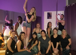 pole party group
