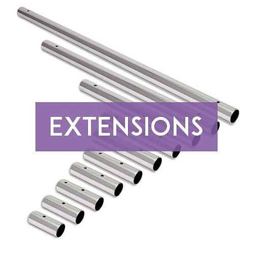 Pole Extensions (For Poles post 2014)