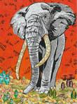 Jean-Patrick l'Éléphant d'Afrique
