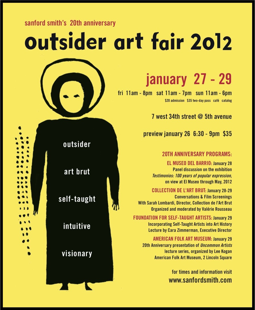 Outsider Art Fair 2012