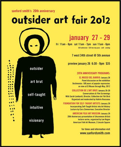 Outsider Art Fair 2012