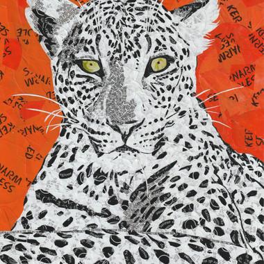 Maryline le léopard des collines