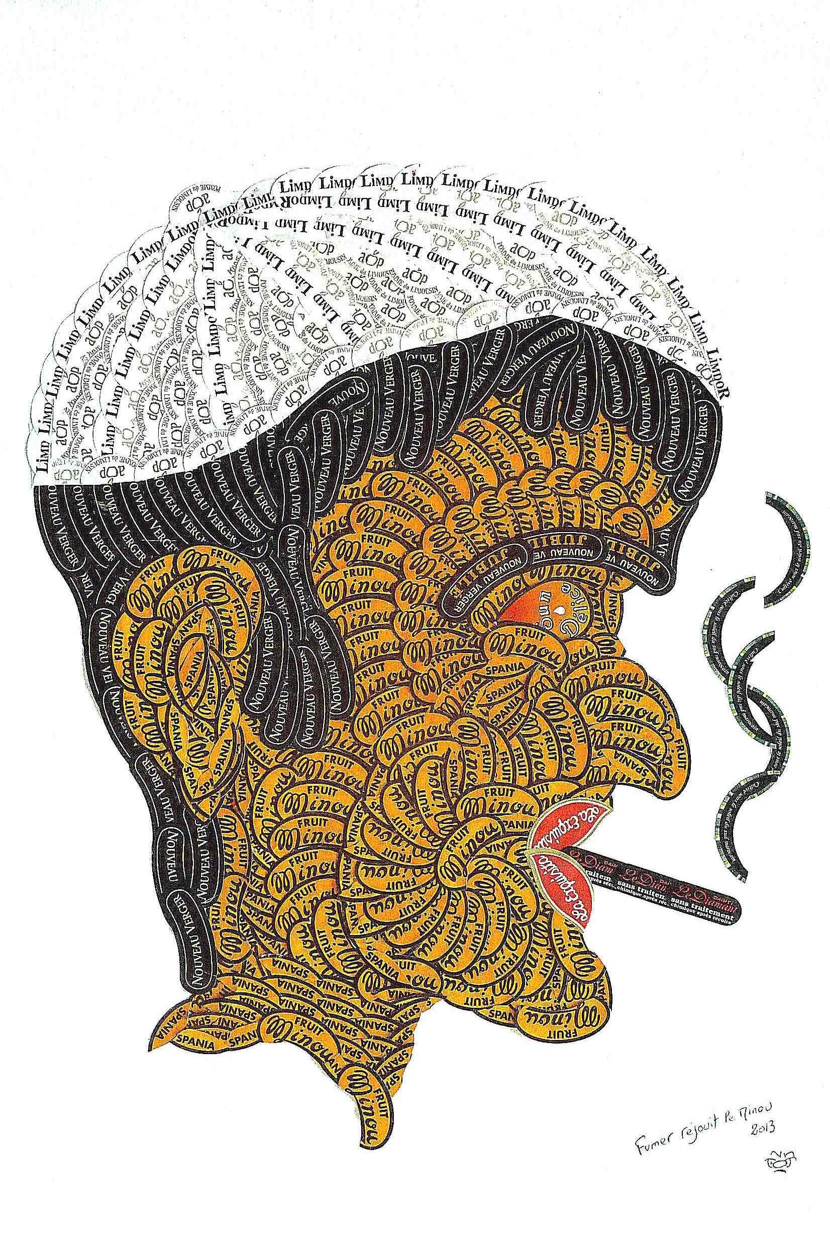 Fumer réjouit le Minou